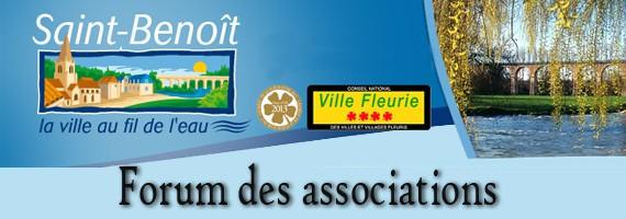 forum des associations saint benoit scrapbooking