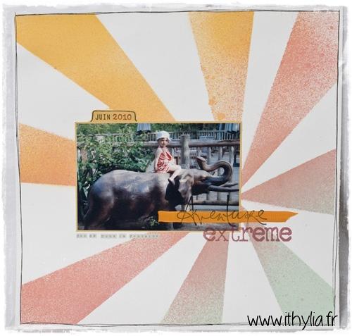Aventure extreme au Zoo de Doué la Fontaine par Ithylia