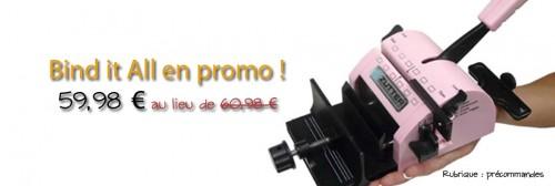 Promo Bind it all ithylia
