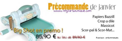 Big Shot Ithylia promo