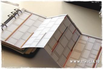 Planning Filofax ithylia (10)