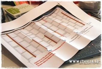 Planning Filofax ithylia (2)