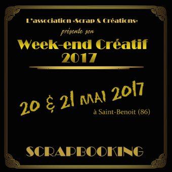 week end creatif saint benoit