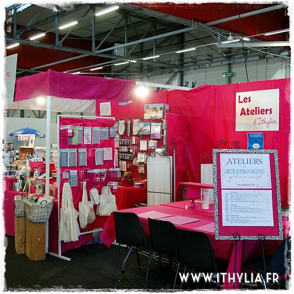 Salon des loisirs cr atifs de poitiers ithyliaithylia - Salon de the poitiers ...